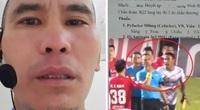 Trọng tài bị húc gãy răng: Tố thủ môn CLB TP.HCM lăng mạ, đe dọa tính mạng