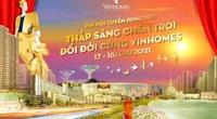 Vinhomes tổ chức Đại hội tuyển dụng 2021