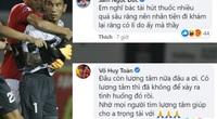 """Cầu thủ TP.HCM bênh Thanh Thắng, tố ngược trọng tài """"vô lương tâm"""""""