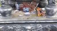 Vụ đập phá mộ ở Hải Phòng: Kẻ xấu tiếp tục đập phá mộ của người dân
