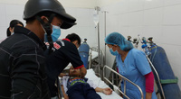 Đà Nẵng: Xét nghiệm đồ chơi lạ khiến hơn 30 học sinh tiểu học nhập viện