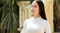 """Ca sĩ Tuyết Nga: """"Danh hiệu Hoa hậu Áo dài như một cuộc dạo chơi..."""""""