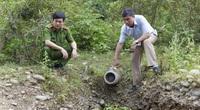 """Đáng báo động ở Thanh Hóa: Phát hiện hàng loạt doanh nghiệp chôn ống ngầm xả thải """"đầu độc"""" sông Mã"""