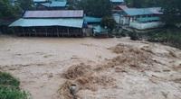 Lũ ống bất ngờ trong đêm ở Lào Cai, ít nhất 3 người chết