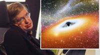 Phát hiện mới về hố đen đã giải đáp được câu hỏi của Stephen Hawking?