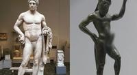 """Lý do các bức tượng Hy Lạp cổ lại có """"chỗ ấy"""" bé tí tẹo"""