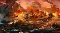 """Trận Xích Bích: Lưu Bị chỉ là """"đội cổ vũ"""" với Tôn Quyền"""