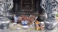 Xác định nghi phạm phá hoại nhiều ngôi mộ ở Hải Phòng