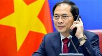 Bộ trưởng ngoại giao hai nước Việt-Trung trao đổi thẳng thắn về vấn đề trên biển