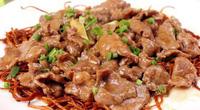 """""""Gia vị"""" đặc biệt giúp thịt bò xào non mềm, dậy mùi thơm"""