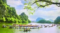 Ninh Bình: Điểm đặc biệt của Năm Du lịch Quốc gia 2021-Lễ hội Hoa Lư