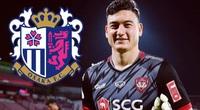Tin tối (18/4): Đặng Văn Lâm mang may mắn về cho Cerezo Osaka