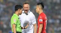 """HLV Mano Polking: """"Thắng kiểu Nam Định là xấu mặt V.League"""""""