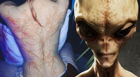 Bạn gái của Elon Musk để lộ hình xăm lạ liên quan tới người ngoài hành tinh