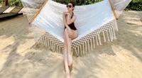 Hoa hậu Jennifer Phạm xinh đẹp rạng rỡ ở tuổi 36