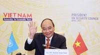 Chủ tịch nước Nguyễn Xuân Phúc chủ trì phiên thảo luận mở cấp cao HĐBA Liên hợp quốc