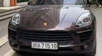 """Vụ 2 xe sang cùng biển số """"gặp nhau"""" ở sảnh chung cư: Xác minh được xe Porsche biển số thật"""
