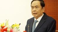 """Ủy viên Bộ Chính trị Trần Thanh Mẫn """"mách nước"""" cho người ứng cử ĐBQH khi dân hỏi """"không trúng cử thì làm gì"""""""