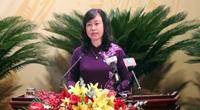 Bí thư Tỉnh ủy Bắc Ninh Đào Hồng Lan đủ tiêu chuẩn ứng cử đại biểu Quốc hội khóa XV