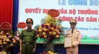 Đại tá Bùi Duy Hưng giữ chức Giám đốc Công an tỉnh Bắc Ninh