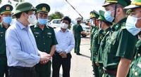 Những người từ Campuchia muốn về Việt Nam đều được khuyến cáo 'nóng'