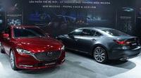 Mazda6 trẻ trung, nhiều tiện ích, giá hiện tại bao nhiêu?