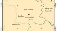 Kon Tum: 6 ngày 3 trận động đất, chuyên gia nói, giờ mới có, trước Tây Nguyên rất yên tĩnh