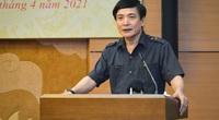 Ông Bùi Văn Cường được chỉ định chức vụ Đảng tại Văn phòng Quốc hội thay ông Trần Sỹ Thanh