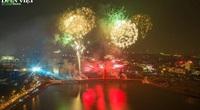 [TRỰC TIẾP] Không khí tại TP. Việt Trì trước giờ bắn pháo hoa dịp Giỗ Tổ Hùng Vương 2021