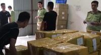 Hà Nội: Phát hiện gần 14.000 lọ tinh dầu thuốc lá điện tử không rõ nguồn gốc
