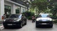 """Vụ 2 siêu xe Porsche """"sinh đôi"""" trùng biển số: Chủ ô tô sử dụng biển giả bị xử lý sao?"""