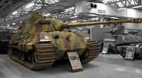 Vua Hổ: Xe tăng vượt thời đại của phát xít Đức, nhưng...