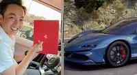 Khám phá siêu xe Ferrari 30 tỉ đồng mà Cường Đô la mê mẩn