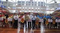 Bắc Kạn: Hơn 500 VĐV tham gia giải vô địch đẩy gậy và kéo co toàn quốc
