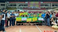 Vô địch Cúp Hùng Vương, VTV Bình Điền Long An nhận thưởng bao nhiêu tiền?