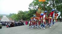 Video: Lãnh đạo Đảng, Nhà nước dâng hương tưởng nhớ các Vua Hùng