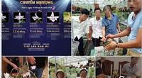 Lừa đảo bán lan đột biến: Tưới nước muối, xịt thuốc diệt cỏ lên mầm hoa lan đột biến đã bán nhằm phi tang
