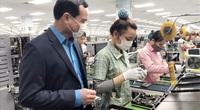 Bắc Ninh: 7 doanh nghiệp điện tử Hàn Quốc với gần 80 ngàn lao động ký kết thỏa ước lao động tập thể