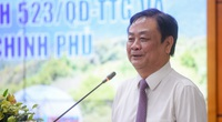 Bộ trưởng Bộ NNPTNT Lê Minh Hoan: Truyền thông để thế hệ trẻ yêu rừng như máu thịt