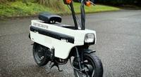 Xe máy Nhật Bản Honda Motocompo Scooter 40 năm tuổi, nguyên zin, rao bán giá choáng