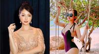 """Nhan sắc """"Hoa hậu 4 con"""" Jennifer Phạm gây ngỡ ngàng vì quyến rũ """"bỏ quên"""" thời gian"""