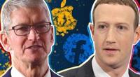 CEO Apple mắng té tát Facebook, mở đường cho ứng dụng mạng xã hội này vươn tầm