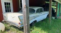 Choáng với xe Chevrolet đời 1957 bỏ hoang gần 40 năm, vẫn chạy ngon lành