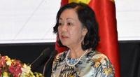 Trưởng Ban Tổ chức Trung ương Trương Thị Mai thôi giữ chức tại Ủy ban Trung ương MTTQ Việt Nam