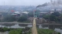 """Bắc Ninh: Sẽ """"xóa sổ"""" làng nghề ô nhiễm nhất quả đất Phong Khê để làm cảng cạn và dịch vụ logistics"""