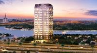 Tập đoàn Đất Xanh cất nóc cao ốc căn hộ - văn phòng hạng sang tại TP.Thủ Đức