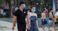 Đà Nẵng: Gần 14.000 khách đến các bãi biển ngày đầu nghỉ lễ
