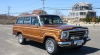 """Chiếc xe Jeep """"lột xác"""" sau 30 năm, ốp gỗ quý, rao bán giá ngỡ ngàng"""