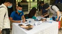 """Ninh Bình: Khách du lịch thực hiện nghiêm """"5K"""" của Bộ Y tế."""