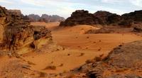 Bí ẩn 'rợn người' về pháo đài 'ma' tồn tại trên sa mạc cách đây 6000 năm